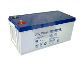 Baterie (acumulator) GEL Ultracell UCG200-12, 200Ah, 12V, deep cycle