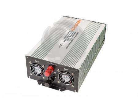 Invertor cu unda sinusoidala pura 2000W 12V.