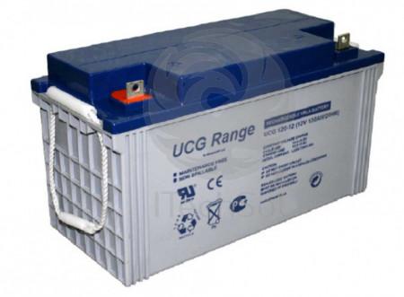 Baterie (acumulator) GEL Ultracell UCG120-12, 120Ah, 12V, deep cycle