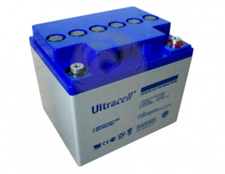 Baterie (acumulator) GEL Ultracell UCG45-12, 45Ah, 12V, deep cycle