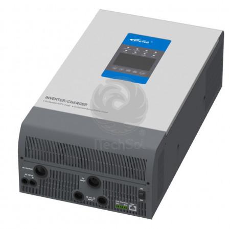 Invertor / Încărcător inteligent combi Upower, Undă Pur Sinusoidală, 1000VA, 12V