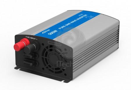 Invertor off-grid unda sinusoidala pura inteligent IPower 500W-12V