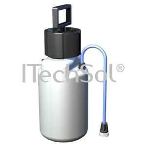 Pompa manuala de umplere instalatii solare
