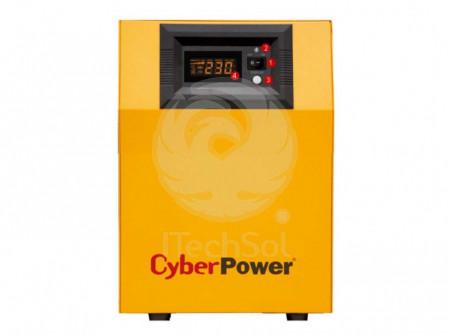 Invertor si sursa neintreruptibila tip UPS, pentru protectia la supraincalzire Cyber Power CPS1500PIE, 1050W/24V