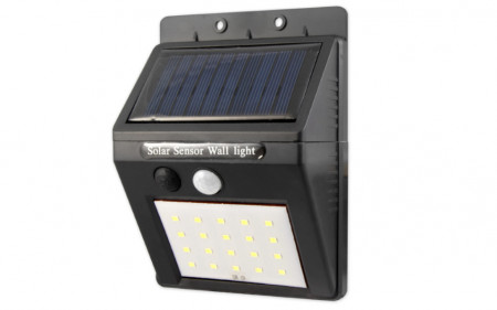 Lampa solara cu led