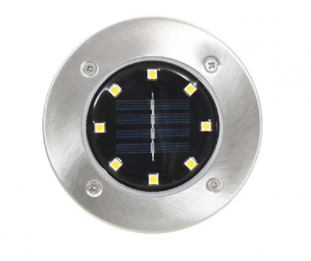 Lampa Solara cu 8 leduri