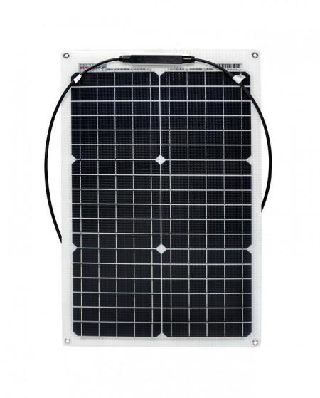 Panou solar semiflexibil