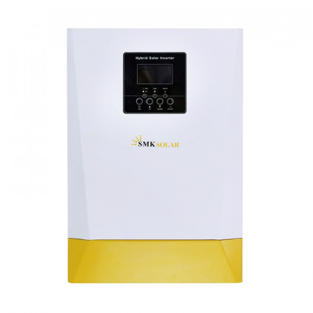 Încărcător/Invertor hibrid 5kW/48V | undă sinusoidală pură | Paralelizabil | MPPT 80A