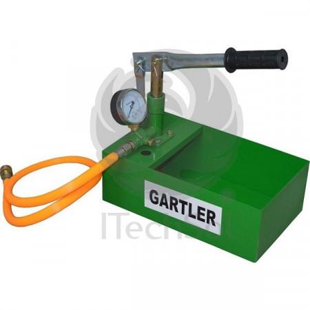 Pompa de umplere si testare manuala 25 bar, 5 litri