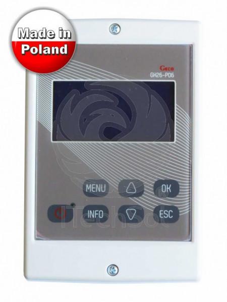 Gh26-p07 Controller Solar Termic (automatizare  Regulator)