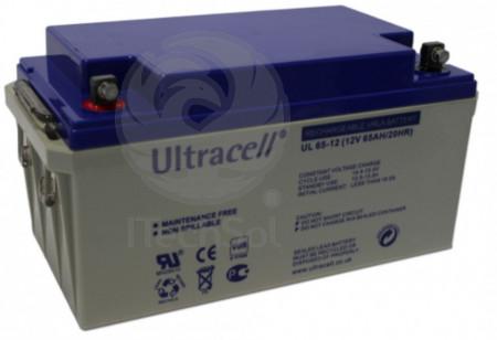 Acumulator VRLA ULTRACELL 12 V 65 Ah