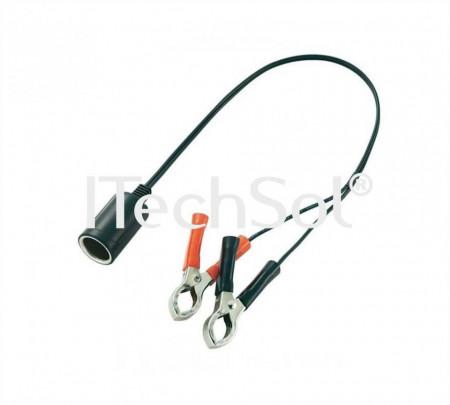 Adaptor cu priza tip bricheta pentru alimentare consumatori pe 12V sau incarcare dispozitive mobile