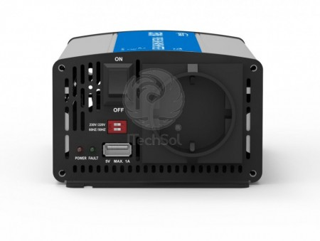 Invertor off-grid unda sinusoidala pura inteligent IPower 350W-12V