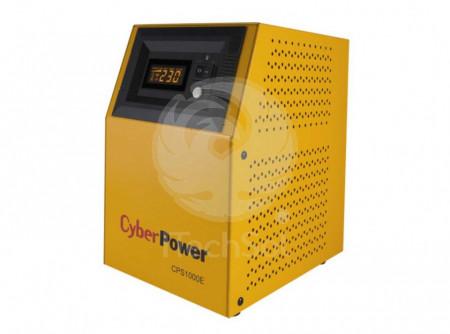 Invertor si sursa neintreruptibila tip UPS, pentru protectia la supraincalzire Cyber Power CPS1000E, 700W/12V