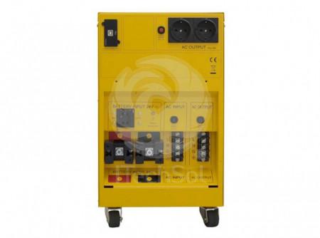 Invertor si sursa neintreruptibila tip UPS, pentru protectia la supraincalzire Cyber Power CPS3500PRO, 2450W/24V