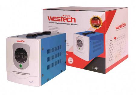 Sursa neintreruptibila tip UPS pentru protectia la supraincalzire EAP-700 Westech, 700W/12V