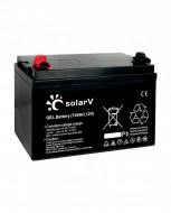Baterie (acumulator) GEL SolarV 100-Ah