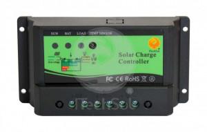Controller solar de incarcare PWM de 10A, 12/24V