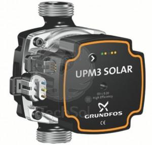 Pompa de înaltă eficiență GRUNDFOS UPM3 SOLAR 15/75 - 130 cu comanda PWM