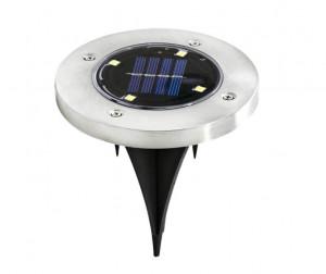 Lampa solara led 12XSMD gradina-set 4 buc.
