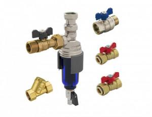 Kit instalare centrala cu filtru magnetic Tiemme