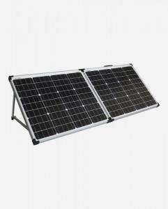 Kit solar tip Koffer 100W