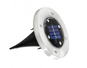Lampa solara cu 4 leduri