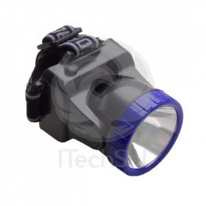 Lanterna LED cu fixare pe cap, cu luminozitate puternica