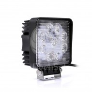Proiector (reflector) LED 25W 12-24V compact