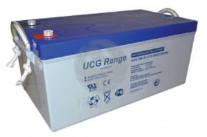 Baterie (acumulator) GEL Ultracell UCG250-12, 250Ah, 12V, deep cycle