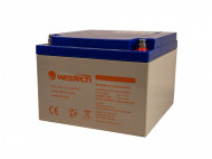 Baterie (acumulator) Gel Westech WT-SG28AH-12V, 28Ah