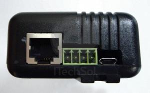 Modul internet EKONTROL pentru instalaţiile solare termice