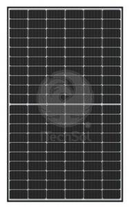 Panou solar fotovoltaic monocristalin Q.PEAK DUO-G5 | 315 W rama neagra | tehnologia Half Cells