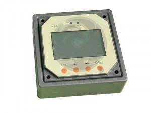 MT5, unitate cu display pentru control şi setare MPPT