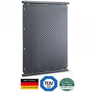 Panou solar cu 2 colectoare integrate DN40 - OKU1002