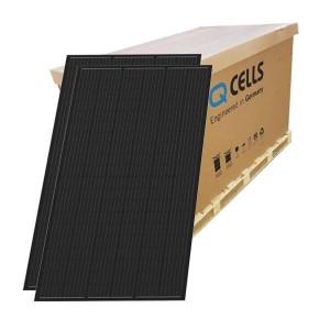 Panou Solar Fotovoltaic 335WP, MONO, HC (120), full black, Qcells G8