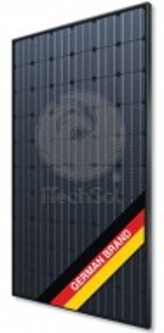 Panou solar fotovoltaic monocristalin Axiworld Black Premium 310Wp (design full negru)