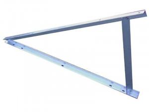 Sistem de montaj panouri solare, triughi pentru acoperiș plan
