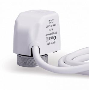 WATTS 22C - electromotor pentru ventile cu 2 sau 3 cai (2 fire)
