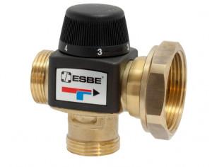 ESBE VTA377-1 Ventil termostatic de amestec pentru încălzire în pardoseală cu racord pentru pompă