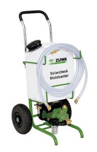 STATIE MOBILA DE POMPARE ZUWA P80 - Pompa destinata incarcarii instalatiilor termice