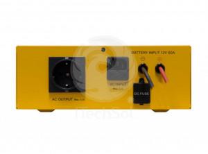 Invertor si sursa neintreruptibila tip UPS, pentru protectia la supraincalzire Cyber Power CPS600E, 420W/12V