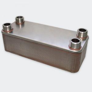 Schimbător de căldură cu plăci - 175KW