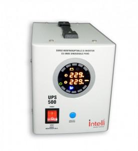Sursa neîntreruptibilă tip UPS pentru protecția la supraîncălzire Intelli, 500W/12V