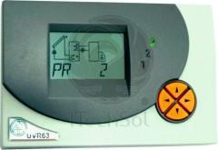 TA UVR63 controller solar termic (automatizare, regulator)