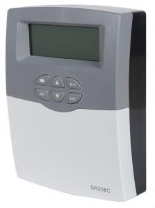 Automatizare solară consol QTEQ SC1 - SR208 (include 3 senzori) + control PWM