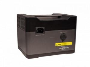 Generator portabil fotovoltaic/auto/retea 300W, smart cu Li-ion