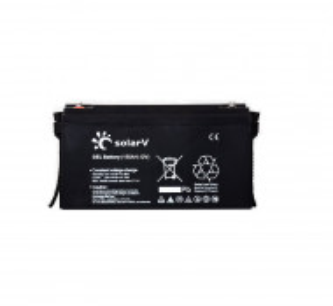Baterie (acumulator) GEL SolarV 150-Ah