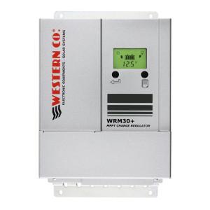 CONTROLLER SOLAR profesional MPPT WRM30+, 30A, 12/24V/48V