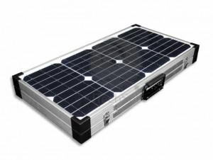 "Kit solar tip "" Koffer "" 60W monocristalin – 12V"